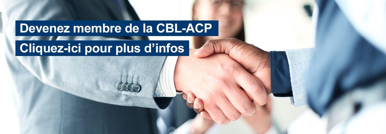 Devenez membre de la CBL-ACP